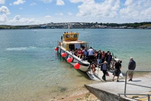 Padstow to Rock Ferry in Cornwall
